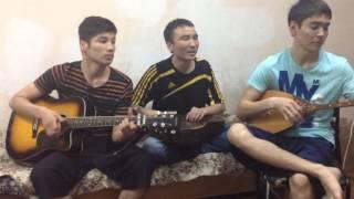 уйленгим келди гитара домбыра трио