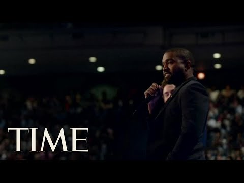 Kanye West Talks About Serving God During Visit With Osteen   TIME
