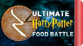 THE ULTIMATE HARRY POTTER FOOD BATTLE