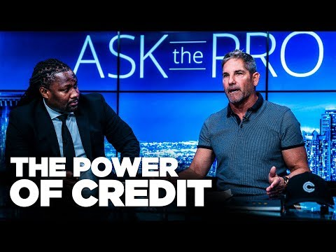 The Power of Credit with Ashton Henry & Grant Cardone - Ask the Pro