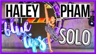 Haley Pham Solo: Blue Lips!