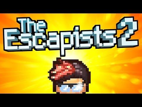 MARKIPLIER GETS PUNISHED   The Escapists 2 - Part 1