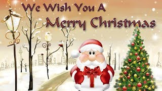 We Wish You A Merry Christmas | Christmas Carols | Christmas Songs For Kids  IMAGES, GIF, ANIMATED GIF, WALLPAPER, STICKER FOR WHATSAPP & FACEBOOK