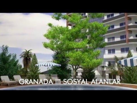 Granada Residence izmir Videosu