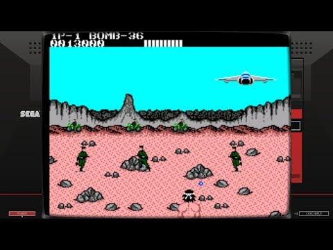 Double Hawk (Master System - Sega - 1990)