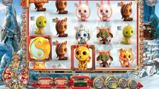 Игровой автомат 4 Seasons реальный геймплей