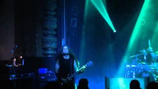 Absu - The Coming of War LIVE( AURORA INFERNALIS FESTIVAL 2011 )