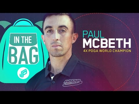 Youtube cover image for Paul McBeth: 2016 In the Bag