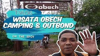 VLOG | Tempat Wisata Alam Obech Camping dan Outbond Mojokerto