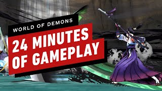 World of Demons: 24 Minutes of Gameplay by IGN