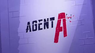 videó Agent A: A Puzzle In Disguise