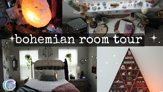 ☽ Bohemian Room Tour ☾ ( Hippie, Tumblr, Pinterest ) // Taylluna