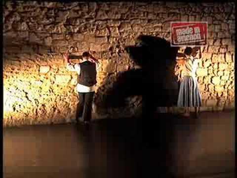 Watch videoTrisomie 21: Pascal Duquenne au Festival d'Avignon