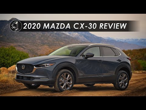 External Review Video C4643tIZhcI for Mazda CX-30 Crossover
