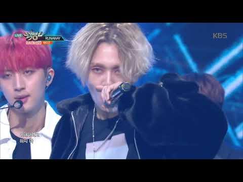 뮤직뱅크 Music Bank - RUNAWAY - 펜타곤 (RUNAWAY - PENTAGON).20171208