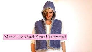 Mimi Hooded Scarf