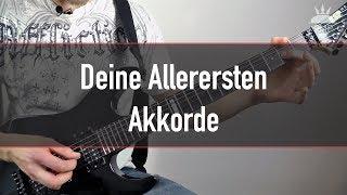 E-Gitarre Lernen Für Anfänger - Deine Allerersten Akkorde Teil 1   Guitar Master Plan