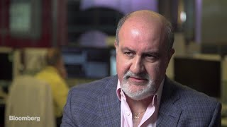 Nassim Taleb on Black Monday, Fed, Market Lessons