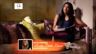 Pretty Little Liars 2x07 Hanna Singing