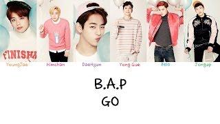 B.A.P - Go