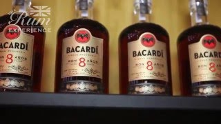 Bacardi Introduces Their 8 Year Old Rum At The UK Rumfest