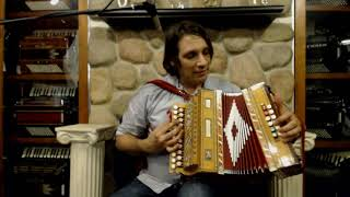 How to Play Diatonic Button Accordion - Overview with Alex Meixner