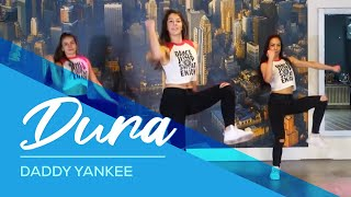 Dura   Daddy Yankee   Easy Fitness Dance Video   Choreography #durachallenge