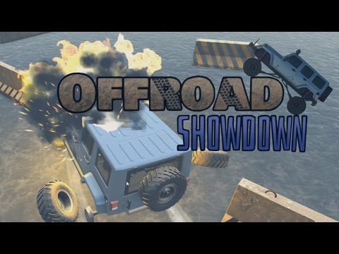 OFFROAD SHOWDOWN - The Ultimate Off-Road Game [Let's Play Offroad Showdown Gameplay]