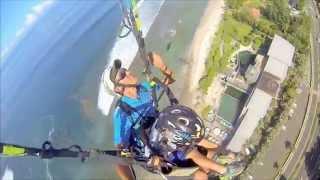 preview picture of video 'Parapente à La Réunion, Yao'