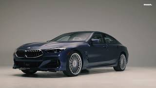 moon. BMW M8