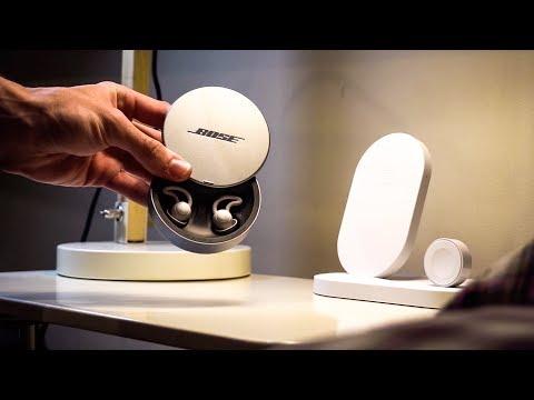 Bose Sleepbuds - ¿auriculares para dormir? Review en Español