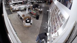 Burglar stole $42,000 worth of comic books from Mile High Comics in smash and grab