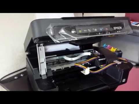 Reseteo de cartuchos de impresora Epson XP-211
