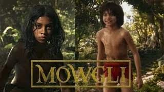 Mowgli (2018) VS The Jungle Book (2016)