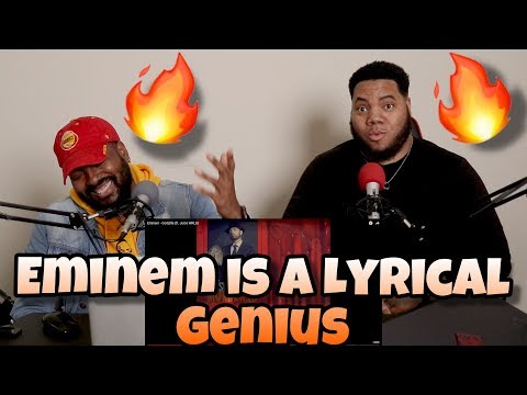 Eminem - Godzilla (ft. Juice WRLD) (REACTION)