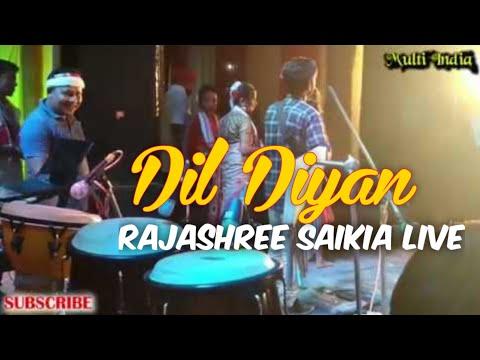 Dil Diya | Rajashree Saikia | Multi India