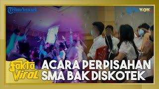 Buntut Viralnya Pesta Perpisahan SMA di Tanjabbar Bak Diskotek, Ketua EO Terancam 7 Tahun Penjara