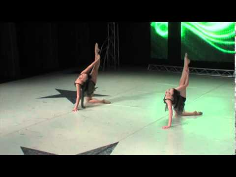 Ruthie Rise and Delaney Mena:  Woman's Work – Contemporary Duet