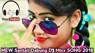 New Santali Dj Remix Song 2018    Kora Nyel Te Gai Leka    Tapori Style Dabung Mixx