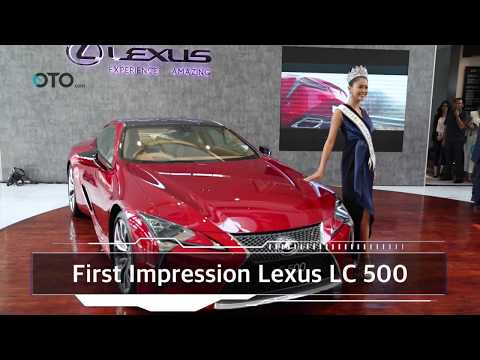 First Impression Lexus LC 500 I OTO.com