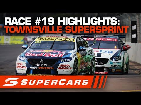 2020年 SUPERCARS Townsville #race19 決勝レースハイライト動画