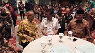 Halal Bihalal Bersama Paguyuban Werdatama Jaya, Ini Pesan Gubernur Djarot
