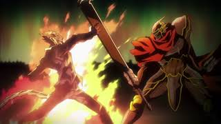 Brain Unglaus  - (Overlord) - Momon VS Jaldaboath Part 2 ! ~ Overlord II