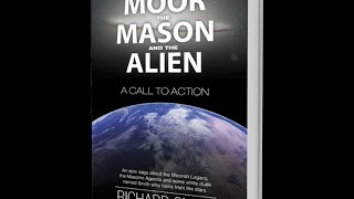 """Interview with The Author of """"The Moor, The Mason, The Alien"""" , Richard Smith"""