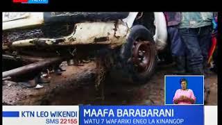 Watu 19 wafariki kufuatia maafa ya barabarani yanayotokana na mvua