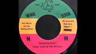PETER TOSH & THE WAILERS – Stepping Razor [1967]