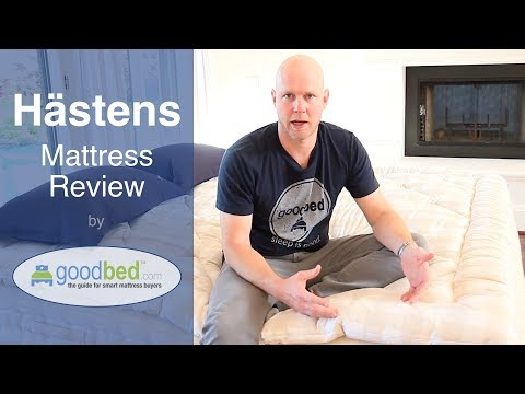 Hästens 2000T Mattress Review (VIDEO)