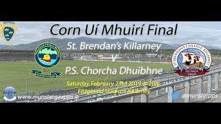 Corn Uí Mhuirí Final - 2019