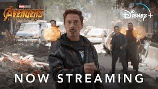 Marvel Studios' Avengers: Infinity War   Now Streaming on Disney+