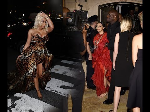 Full video of Cardi B 's attack on Nicki Minaj and Reason why.